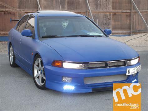 Mitsubishi Galant 1998 by 1998 Mitsubishi Galant Vii Pictures Information And