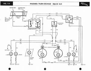 Understanding The Turn Signal Wiring Diagram - Jaguar Forums