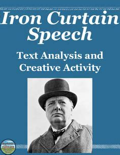 Churchills Iron Curtain Speech Text by One Year Of Daily Warm Up Questions For World History Ii