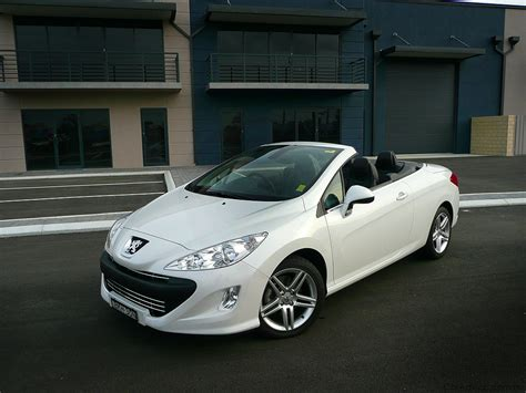 peugeot  cc review road test caradvice
