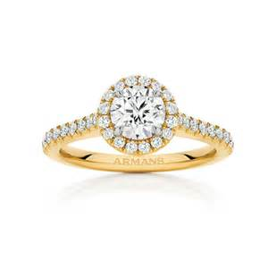 yellow gold engagement ring best engagement rings in sydney armans jewellery