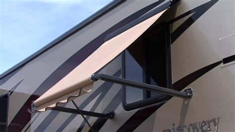 dometic rv window awnings youtube