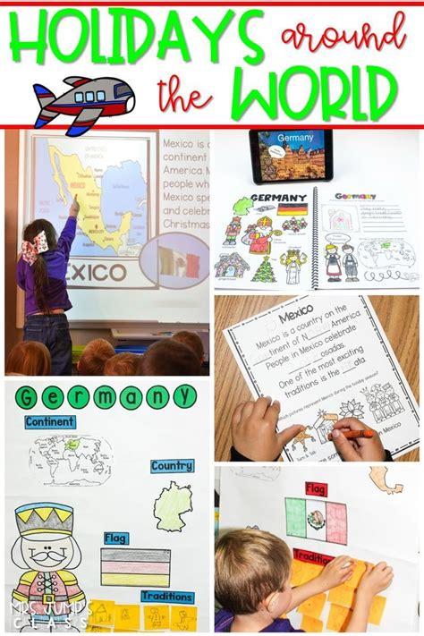 explore holidays   world  kindergarten