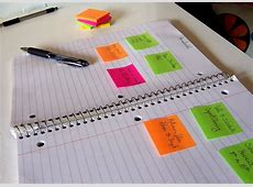 The Quest for a Paper Planner Solution Space for Living