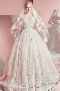 zuhair murad bridal spring 2016 wedding dresses wedding With zuhair murad wedding dress