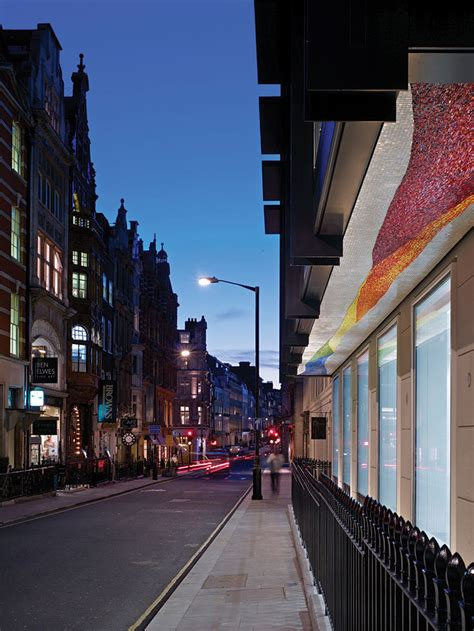 bond street  st george street london office