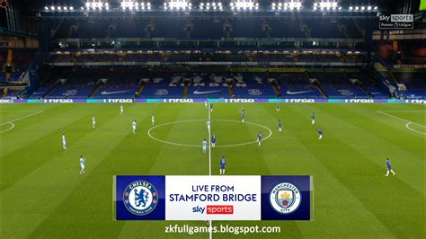 EPL 20/21 - Matchday 17 - Chelsea vs Manchester City - 03 ...