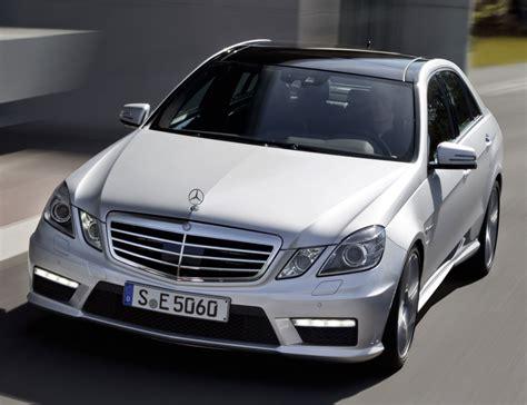 Mercedes E63 Amg 55 V8 Biturbo Photo 1 10965