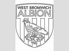 West Bromwich Albion FC Coloring pages