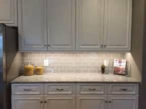 kitchen backsplash subway tiles best 25 glass subway tile backsplash ideas on