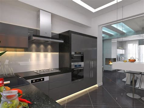Sleek and Eccentric 50 Shades of Grey Home