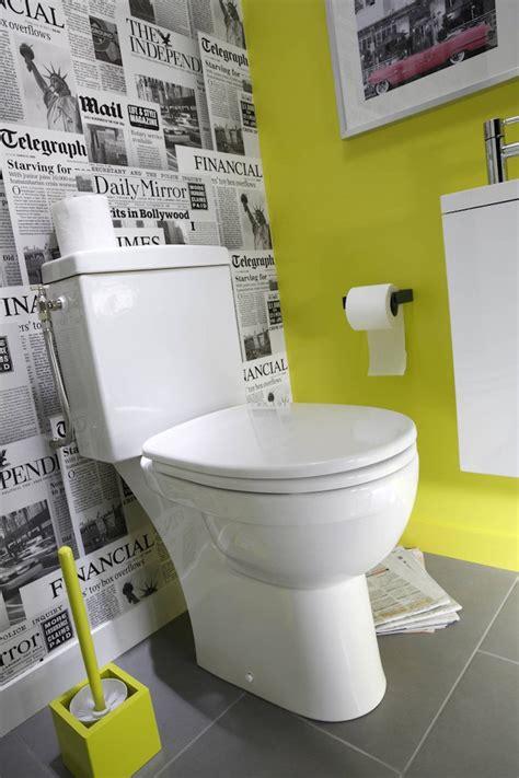 papier peint toilette 1001 id 233 es d 233 co toilettes originales changer le quotidien