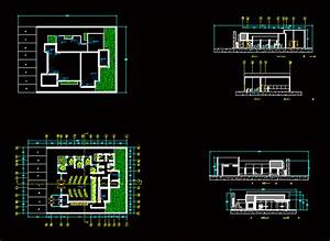 Bank Dwg Section For Autocad  U2013 Designs Cad