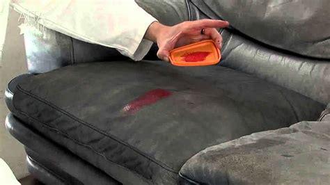 comment teinter un canapé en cuir coloration cuir comment changer la couleur de sonc cuir