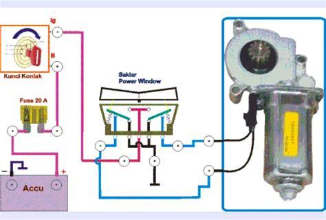 Wiring Diagram Daihatsu Grand Max by Ekocahmagelang Memasang Power Window Gran Max