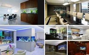 10 Cool Fish Tanks For Your Workplace   Decorations Tree
