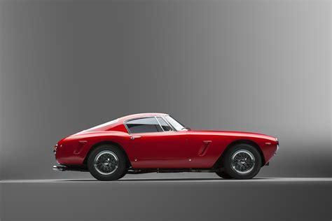 Le Monde Edmond   For sale: A superb 1961 Ferrari 250 GT ...