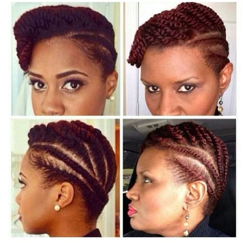 206 Best Images About Protective Styles For Transitioning
