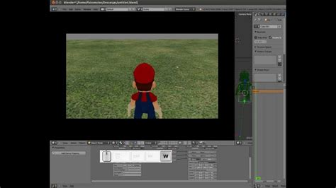Your email address will not be published. Tutorial 9: Camera setup. Blender Game Engine. | Game ...