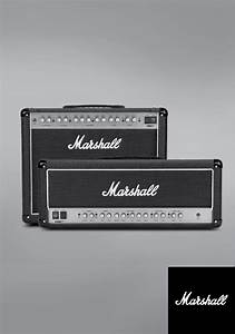 Marshall Amplification Dsl40cr Amplifier Owner U0026 39 S Manual