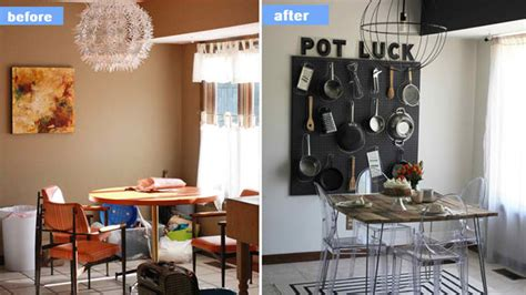 pictures  dining room makeovers
