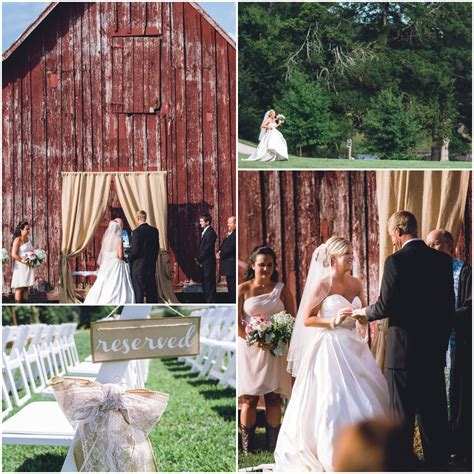 historic virginia farm wedding rustic wedding chic
