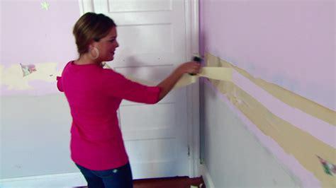 clean walls  removing wallpaper