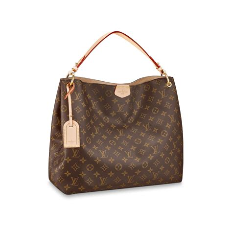 graceful mm louis vuitton monogram handbag  women