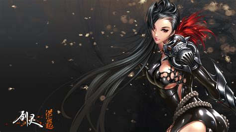 Blade And Soul Anime Wallpaper - wallpaper blade and soul blade soul 1920x1080 outro