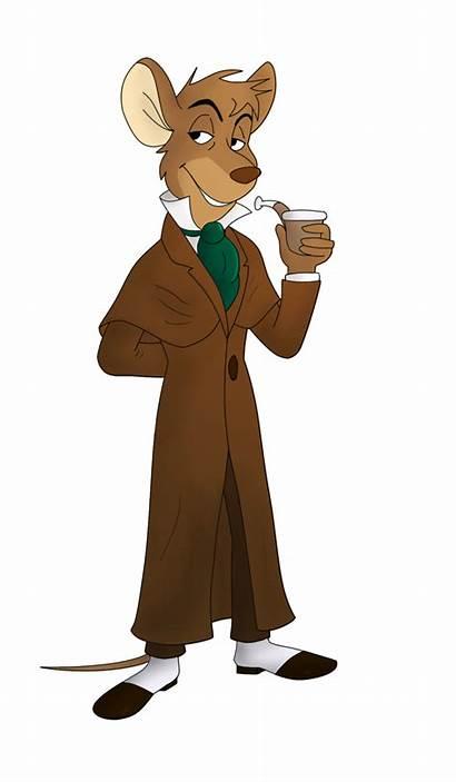 Disney Deviantart Basil Baker Street Sherlock Dawson