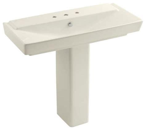 Kohler Reve Sink Uk by Kohler Bathroom Reve Pedestal Combo Bathroom Sink In