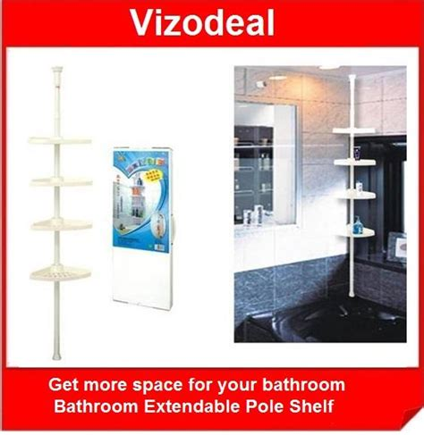 Bathroom Extendable Shelf by No Space In Your Bathroom Get The End 8 28 2018 11 15 Am