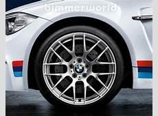 E9X M3 ZCP 19x9 ET31 Front Wheel