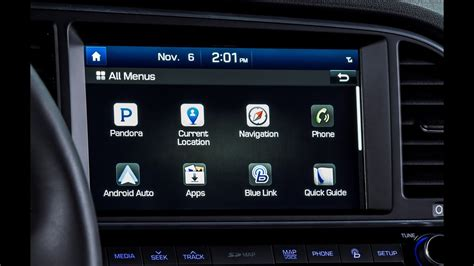 Hyundai Bluelink by 2017 Hyundai Blue Link Infotainment Review Detailed I