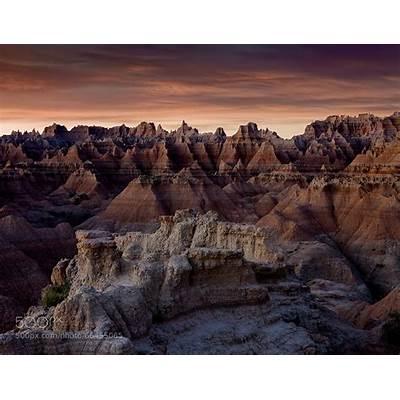 Badlands National Park - in United States