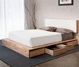 Lit 2m Sur 2m : bed met opbergruimte i love my interior ~ Teatrodelosmanantiales.com Idées de Décoration