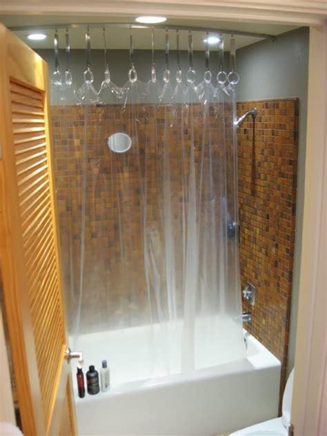 shower curtain rod hang from ceiling curtain menzilperde net