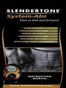 Guide Slendertone System