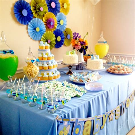 Bow Tie Baby Shower Ideas - baby shower bow tie theme for my best friends baby shower