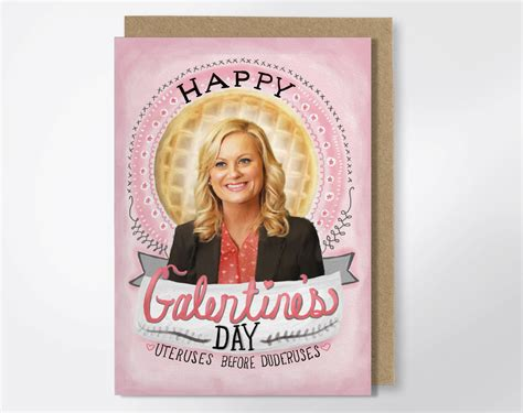 Galentine's Day Leslie Knope