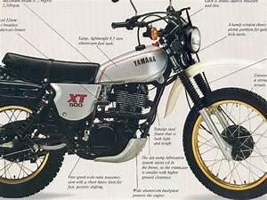 Yamaha Xt500 Tt500 Hl500  U0026quot The Anorak Dvd U0026quot  Hl Tt Xt 500