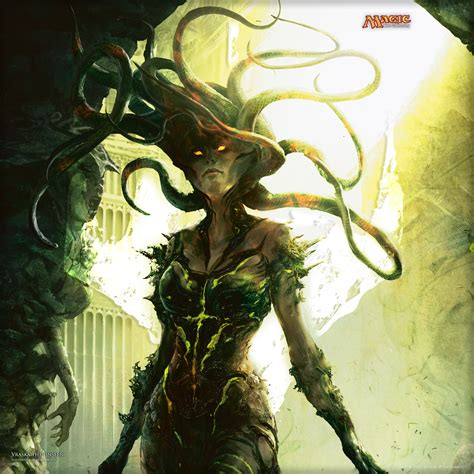 wallpaper of the week vraska the unseen magic the