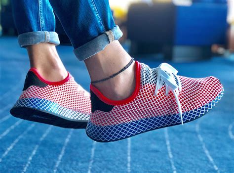 Best deals and discounts on the latest products. Adidas Original Deerupt: What to wear them with?