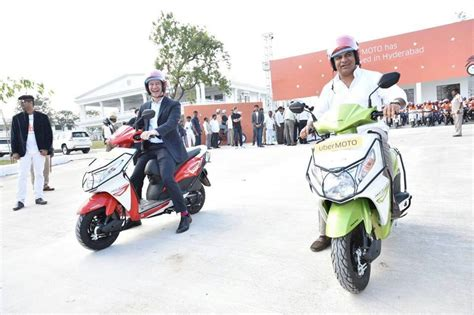 Uber To Launch Motor-bike Taxis In Hyderabad Next Month