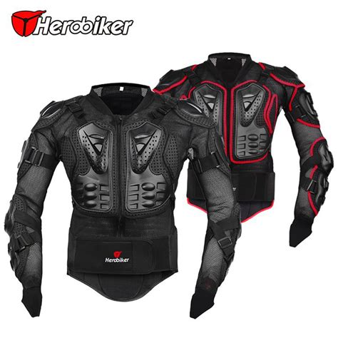 motocross jacket herobiker professional motocross off road protector