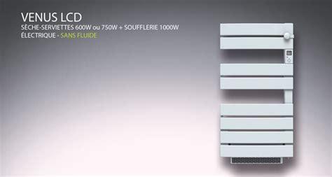 Sèche-serviette Venus Avec Soufflerie 600 W