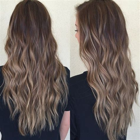 Sun In Brown Hair by Caramel Sombre I A Sun Kissed Look Balayage