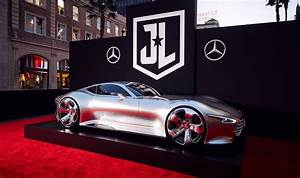 Mercedes Justice League : mercedes amg vision gran turismo was the star on the red carpet at the premiere of justice ~ Medecine-chirurgie-esthetiques.com Avis de Voitures