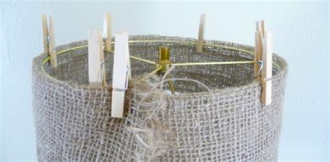 fabriquer abat jour tissu tuto fabriquer un abat jour creation