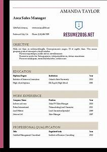 Administrative assistant resume templates 5 tips for 2016 for Free resume format in word